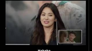 DotS Group Commentary English Sub - Blood Type