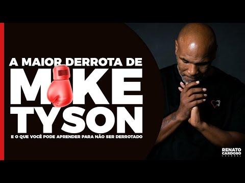 A MAIOR DERROTA DE MIKE TYSON