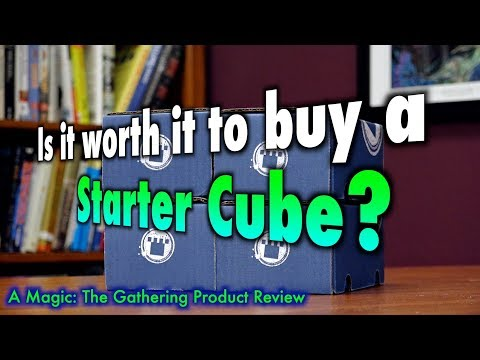 MTG – Is it worth it to buy a Starter Cube for Magic: The Gathering?