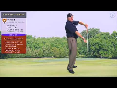 Perfect Connection Golf Swing™- Staying Injury Free