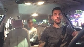 UBER ABDUCTION (Social Experiment)