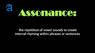DIGITAL HUMANITIES:  Sound Devices In Poetry (Video 1)