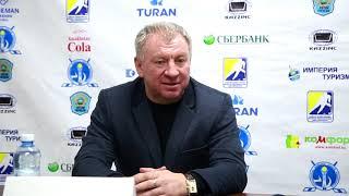 Пресс-конференция «Алтай Торпедо» – «Номад» (27-28.01.18)