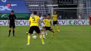 Lausanne - Young Boys 1:3    20.07.2013
