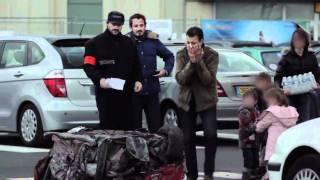 Жестокий розыгрыш с автомобилем от Europcar