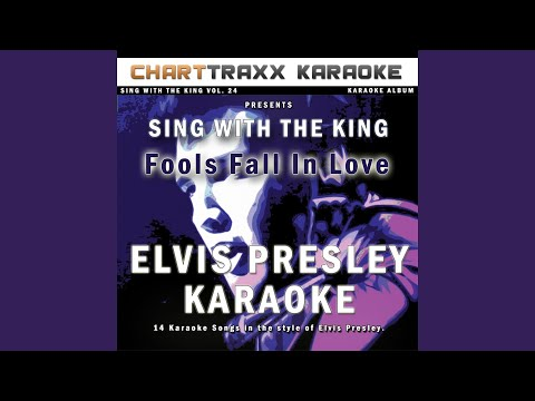 Is It So Strange (Karaoke Version In the Style of Elvis Presley)