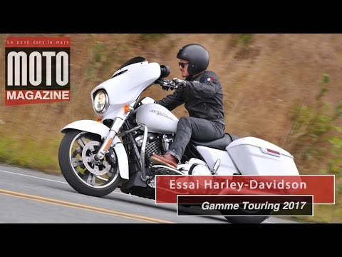 TOURING Electra Glide® - 2017