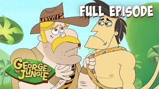 George Of The Jungle | Master of Macho | HD | English Full Episode | Funny Cartoons For Kids