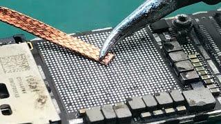 iPhone 6 Reballing CPU A8 - Error 9 14 40 Реболл процессора ✔️