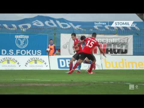 Skrót meczu Stomil Olsztyn - Górnik Zabrze 2:4