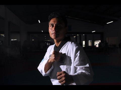 José Albino Ixtacuy, la gran promesa del taekwondo de Guatemala