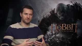 Richard Armitages Perfect Day In Middle Earth - Lonely Planet Travel Videos