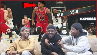 The Most UNEXPECTED Ending Ever! How Did That Happen?! (NBA 2K20 Tourney)