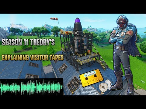 VISITOR TAPES EXPLAINED - SEASON 11 THEORY