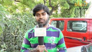 Varshan at Adhu Vera Idhu Vera Team Interview