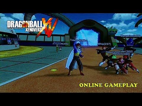 Dragon Ball Xenoverse Online Gameplay
