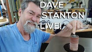 JET SPINDLE SANDER. TSO DBF 45.  Sensibo Sky  Dave Stanton Live!