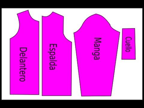 Patrones de ropa gratis:  camisón de pijama para mujer. Free Patterns pajama for woman