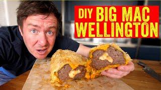 DIY Big Mac Beef Wellington | Barry Tries Ep 35