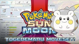 Togedemaru  - (Pokémon) - Togedemaru Moveset Guide! How to use Togedemaru! Pokemon Sun and Moon! w/ PokeaimMD!