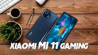Xiaomi Mi 11 - Gaming Review!