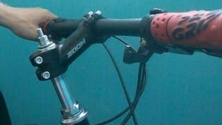 Вынос руля велосипеда регулируемый 1-1.8, регулировка, как заменить