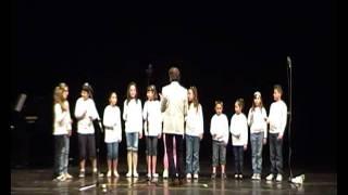 Apache Song Rodriguez Coro Brillantini Dargento Di Civitavecchia