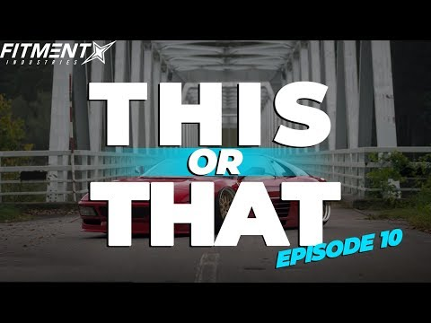 This or That: Episode 10