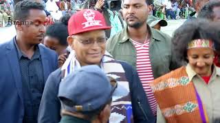 Hiluf alemu live @ Hawelti Semaetat Lekatit 11. 2011