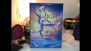 Cancel  Save changes ❤️Love and Light ❤️Divine cards ❤️By Doreen Virtue - Unboxing