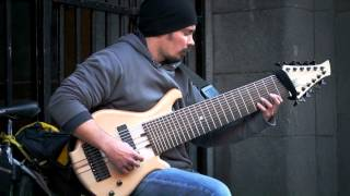 Уличный музыкант Василий Чернов | Street Musican Vasily Chernov