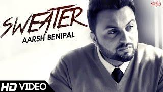 Sweater  Aarsh Benipal