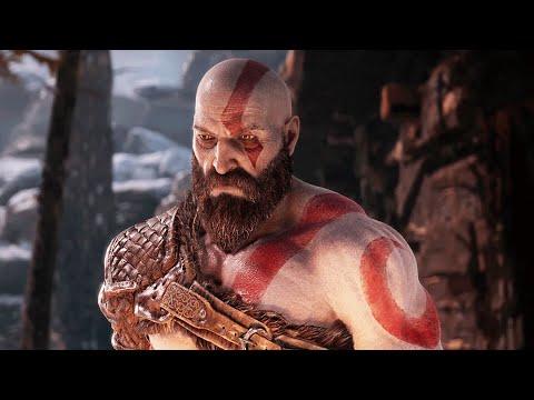 God of War (PS4) - Final Boss Fight & Ending