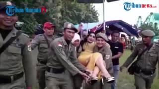 Paramitha Rusady Dibopong Satpol PP Kotamobagu, Ini Penyebabnya