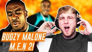 Bugzy Malone   M.E.N 2 | BRITISH RAPPER REACTS
