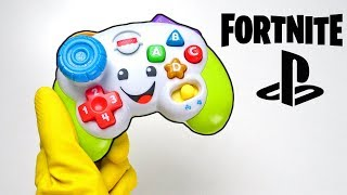 Most Overpowered PS4 PRO Controller? Unboxing PlayStation 4 Elite [April Fools video] Fortnite