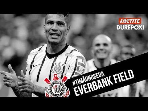 #TimãonosEUA | Telão EverBank Field