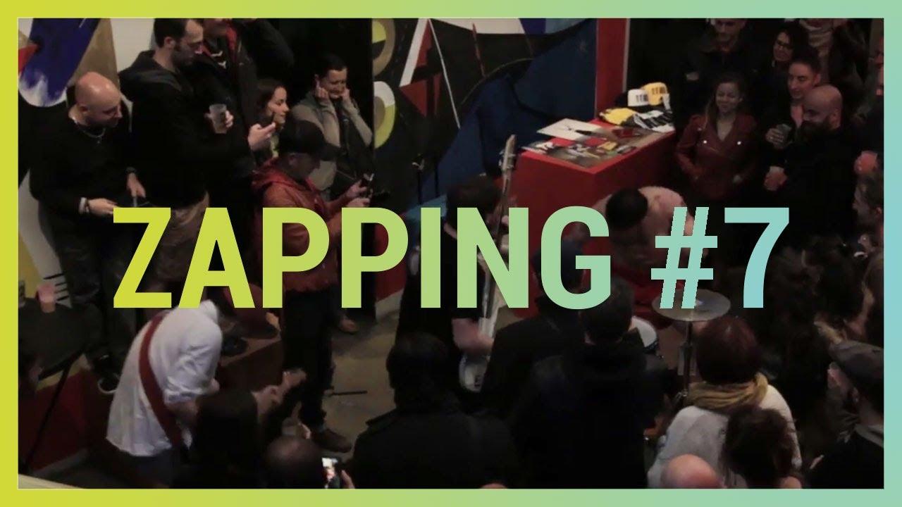 Le Zapping d'avril 2019 ! Découvrez l'activité Des Lendemains Qui Chantent avec un regard décalé. Avec Musiques Actuelles au Collège, MPL, San Salvador, ...