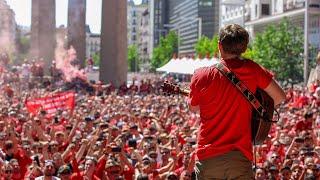 50.000 Penggemar Liverpool Mengambil Alih Lapangan Madrid | Final Liga Champions 2019