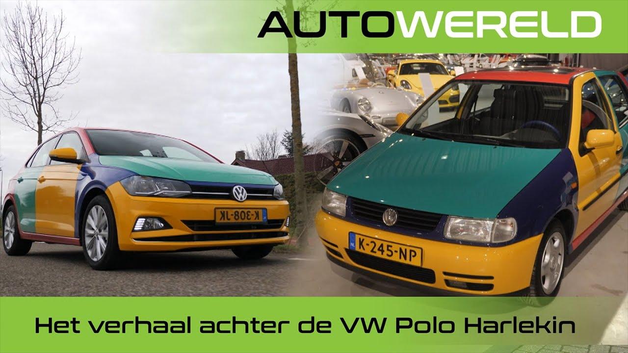 Wat is het verhaal achter deze kleurrijke Volkswagen Polo?