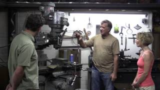 How To Use A Milling Machine  Kevin Caron