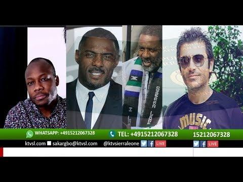 As Idris Elba receives Citizenship others cry Foul play