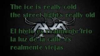 All that we are - Angels and Airwaves Lyrics eng/Español