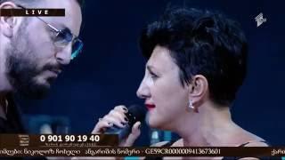 anri jokhadze & nutsa shanshiashvili machuke prtebi - live