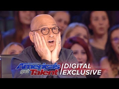 Best Howie Mandel Reactions - America's Got Talent 2017 (Extra)