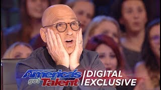 Best Howie Mandel Reactions - America