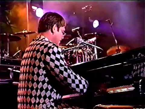 Elton John - Honky Cat (Live in Rio de Janeiro, Brazil 1995) HD