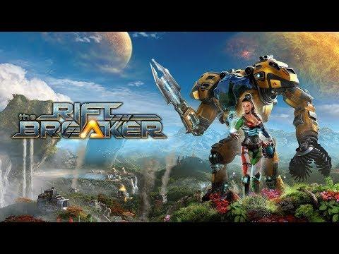 Teaser Trailer de The Riftbreaker