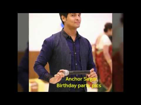 Anchor Sagar profile video
