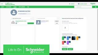 EcoStruxure Machine Advisor - How to register a machine